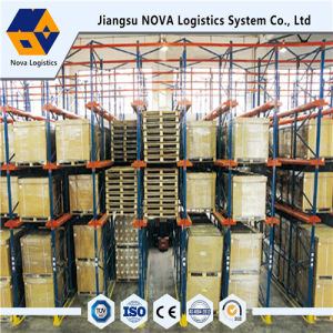 Steel Heavy Duty Drive-in Pallet Racking pictures & photos