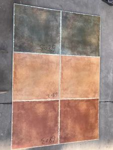 High Quality Ceramic Rustic Anti-Slip Floor Tile for Kitchen Bathroom pictures & photos