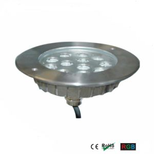 IP68 36W Surface Mounted LED Swimming Pool Light pictures & photos
