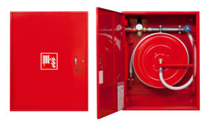 Steel Fire Hose Cabinet & Fire Entinguisher Cabinet /Kd Model pictures & photos