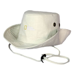 White Leisure Golf Bucket Hat (JRB005) pictures & photos