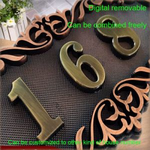 High-Grade Residential European Style House Tag Customized pictures & photos