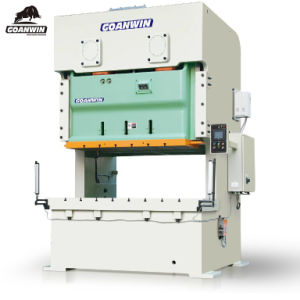 C2N Series Gap Frame Two Point High Precision Mechanical Power Press Punching Machine pictures & photos