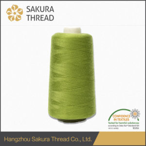 Sakura Polyester Thread Used for Mechanical Embroidery pictures & photos