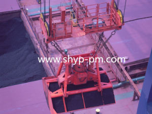Electric Hydraulic Clamshell Grab for Handling Bulk Cargo pictures & photos