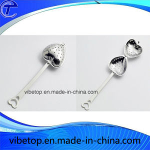 Customized Stainless Steel Tea Strainer (TS-05) pictures & photos