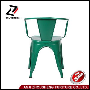 Huzhou Bar Chair Vintage with Arms Cafe Furniture Wholesale pictures & photos