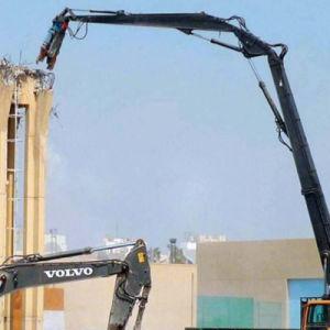 High Reach Demolliton Boom for 40t Excavator pictures & photos