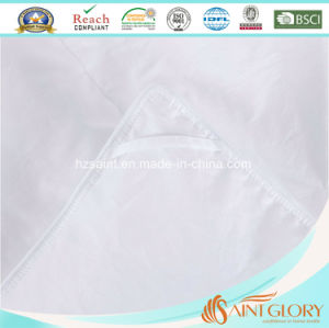 Luxury Polyester Duvet White Down Alternative Comforter pictures & photos
