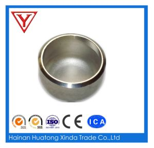 Hot Sale Butt Welding Pipe Cap Stainless Steel Pipe Fitting pictures & photos