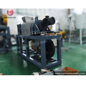 PP Woven Bag Plastic Squeezing Granulating Machine pictures & photos