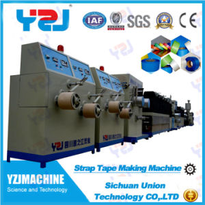 2 Line PP Strap Band Making Machine pictures & photos