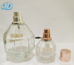 Ad-P193 Spray Glass Perfume Bottle 100ml 25ml pictures & photos