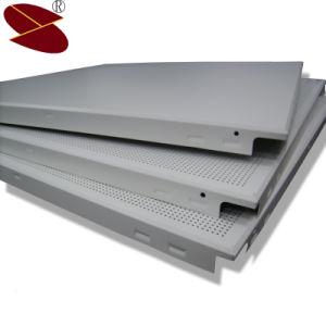 600*600mm Interior Design Materials Aluminum Ceiling Tiles pictures & photos