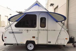 2017 New Folding Pop up Camp Trailers (TC-019) pictures & photos