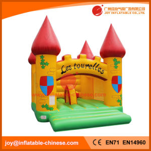 Inflatable Palm Tree Jumping Castle Bouncer for Amusement Park (T1-521) pictures & photos