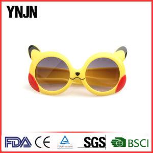 Ynjn Hot Sale Cute Popular Cartoon Sunglasses for Kids pictures & photos