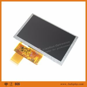 Cheap Price 5inch 800*480 LCD Module 12 LEDs with CPT LCD Panel pictures & photos