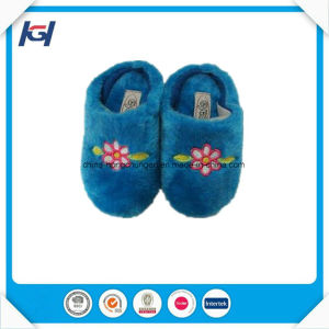 Hot Selling Soft Foot Warmers Boy New Models Sleeping Slippers pictures & photos