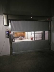 Automatic High Speed Interior Industrial Roll up Door pictures & photos