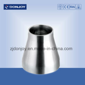 3A Standard Inch Stainless Steel Sanitary Clamped Concentric Reducer (40070) pictures & photos