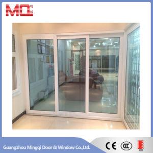 Balcony PVC Slide Door pictures & photos