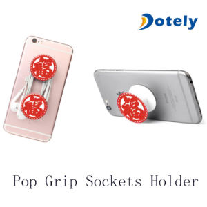 Pop Stand Socket Expanding Phone Grip Holder pictures & photos