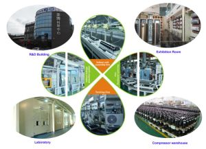 Commercial Air Cooled Chiller with Heat Recovery pictures & photos