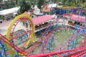 Interesting and Thrilling Roller Coaster with Low Investment But High Income pictures & photos