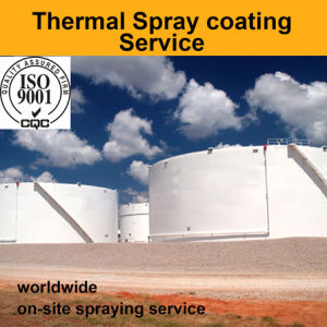 Oil & Gas Surface Solution Anti Corrosion Coating for Carbon Capture and Storage Pumps, Valves Piping on Site Spraying Service