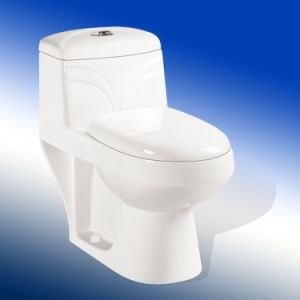 High Quality One Piece Toilet (SR-1007)