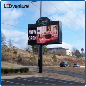 Outdoor Full Color LED Display Board for Advertising Media Waterproof pictures & photos
