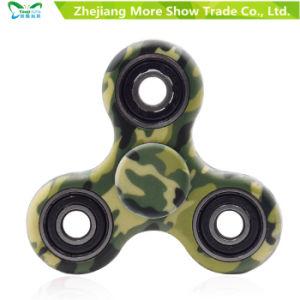 Tri-Spinner Fidget Toy Ceramic EDC Hand Finger Spinner Desk Focus Toys pictures & photos