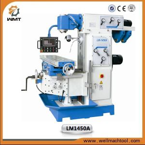 Universal Milling Machine Lm1450A with Motor Power 5kw 3phase pictures & photos