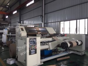 Adhesive Paper Roll Slitting Machine (ZTM-KL) pictures & photos