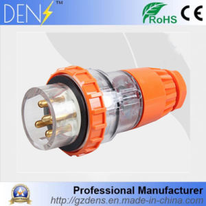 Sp-56p550 Industrial Waterproof Plug 5 P 50A Male Plug pictures & photos