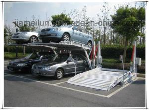 Tilt Post Parking Lift pictures & photos
