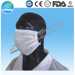 Non Woven Face Mask, Ties and Elastic Are Available pictures & photos