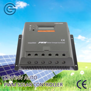 60A PV Solar Charge Controller for Solar Power System pictures & photos