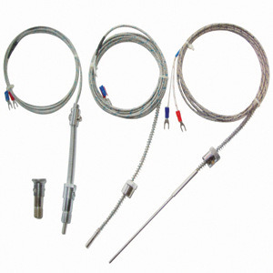 High Quality K Type Thermocouple Temperature Sensor pictures & photos
