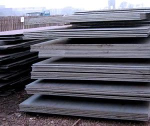 High Pressure Q235 ASTM A36 Mild Steel Plate pictures & photos