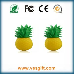 Gadget New Gift Pineapple PVC USB Flash Memory pictures & photos