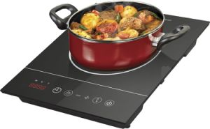 110/120V ETL UL 1 Hob Electric Induction Cooktop for USA pictures & photos