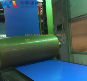 PPGI Prepainted Galvanized Steel / Color Coated Steel Coils pictures & photos