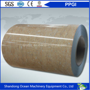 Environment Friendly Prepainted Galvanized Steel Coils / PPGI Coils / Color Coated Galvanized Steel Coils for Roofing Material pictures & photos