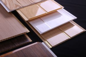Wooden Color PVC Panel PVC Ceiling Panel Supplier pictures & photos