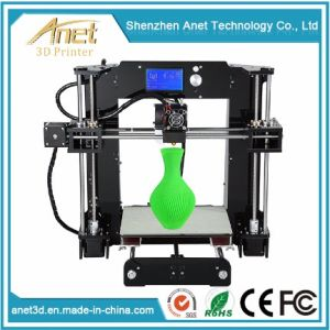 Anet A8 DIY 3D Printer Kit with Printer Parts and Printing Materials Large Printing Size pictures & photos