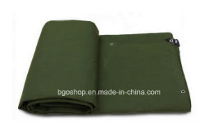Customized High Quality Waterpfoof Canvas Army Tent pictures & photos