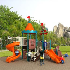 Safety and Nice Large Outdoor Playground pictures & photos