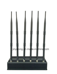 6 Antenna 315MHz 433MHz Signal Blocker RF Signal Jammer pictures & photos